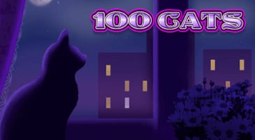 logo slot gratis 100 cats
