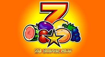 logo slot gratis 20 super hot