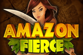 logo păcănele online amazon fierce