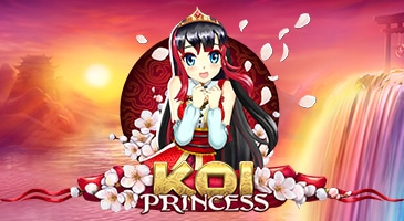 logo slot Koi Princess