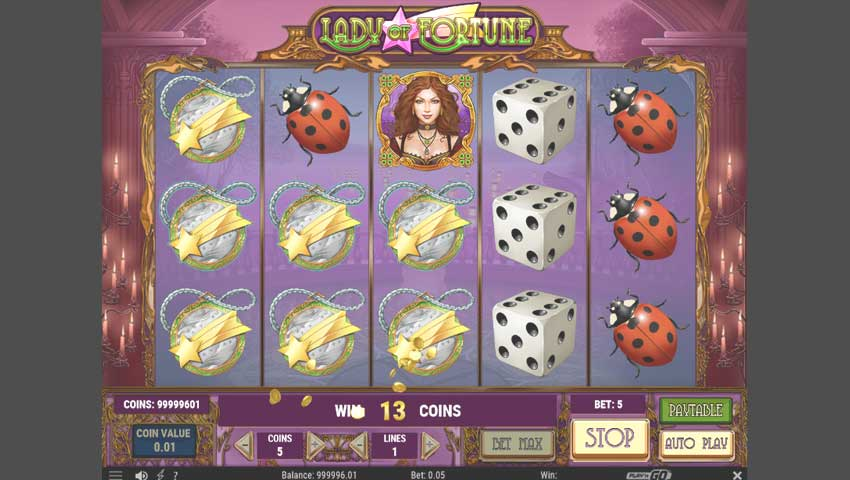 Lady of Fortune gratis