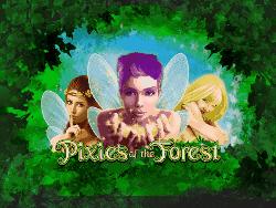 logo Pixies of the Forest gratis