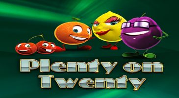 ecran de joc plenty on twenty gratis