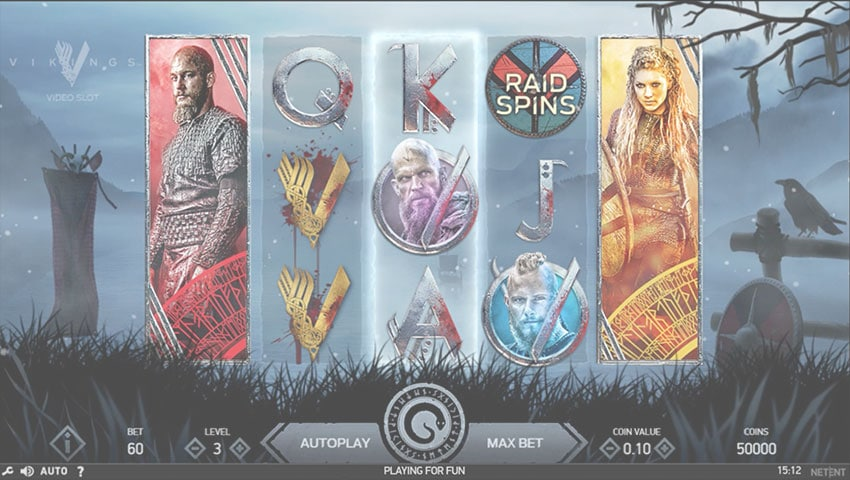 Vikings slot gratis