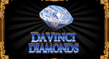 logo slot davinci diamonds