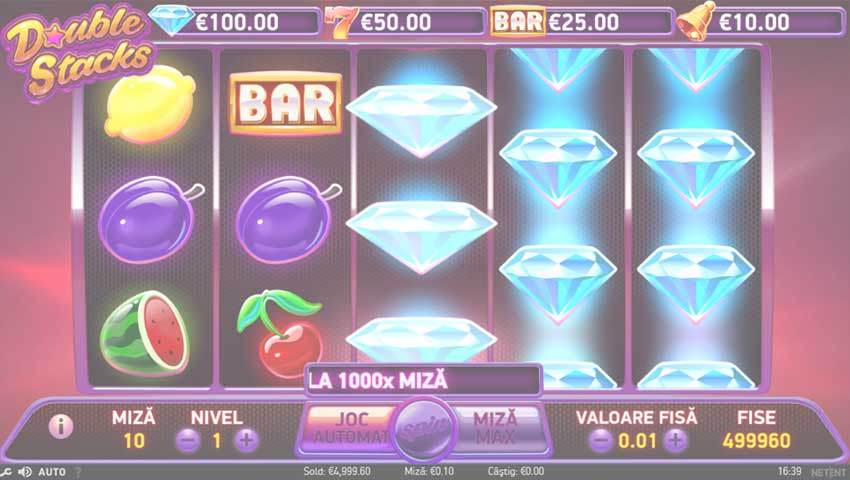 double stacks slot gratis
