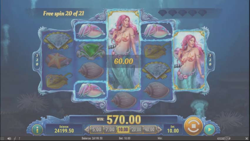 Mermaid Diamond gratis online