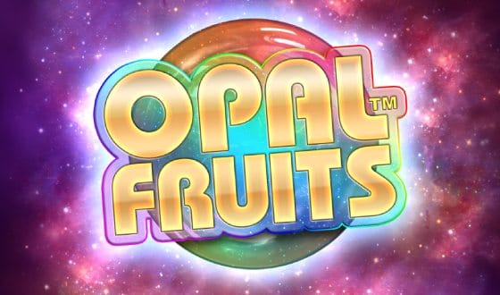 logo opal fruits gratis