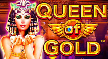 logo queen of gold gratis pacanele