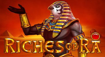 riches of ra gratis logo