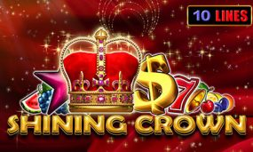 shining crown pacanele online