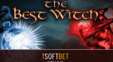 the best witch isoftbet logo