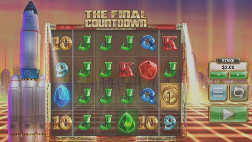ecran the final countdown gratis